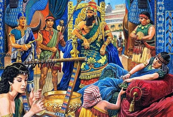 Царь Хаммурапи Законы, описание, история