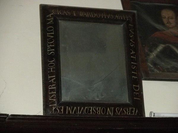 Зеркало пана Твардовского