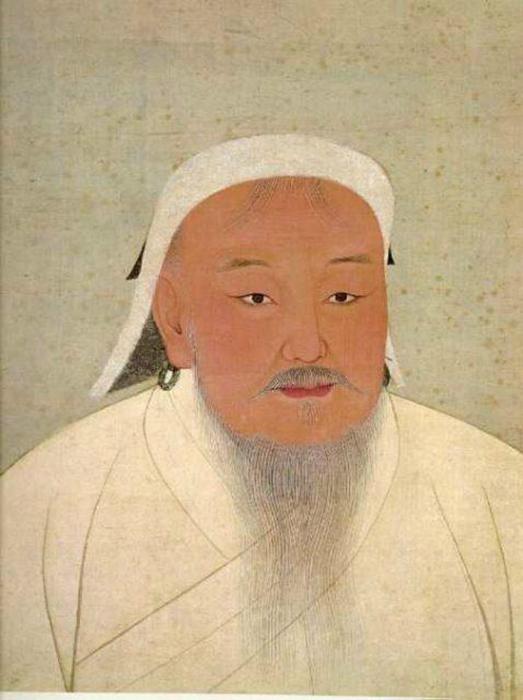 Великий хан Монгольской империи.